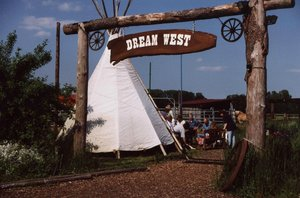 Tipi Dream West