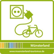 Logo E-Bike-Ladestation