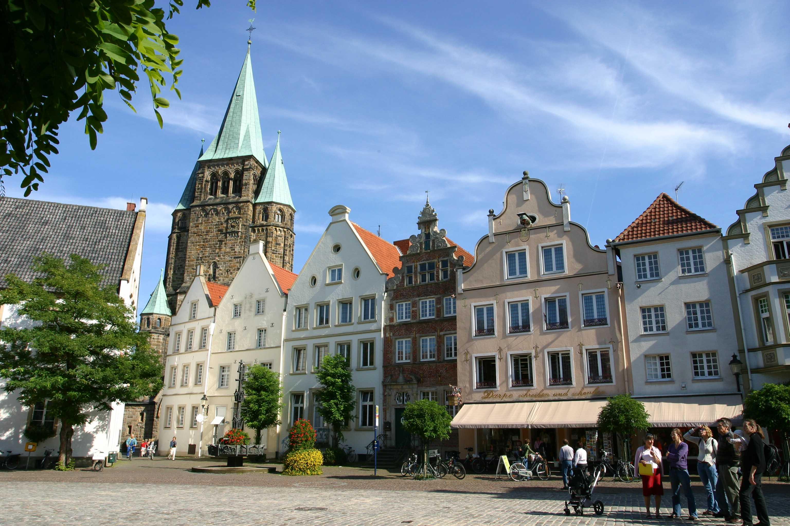 Hotel Pension Warendorf